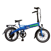China Factory Foldable Electric Bicycle