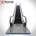 China Fuji Producer 30 Degree VVVF Control Commercial Escalator With Glass Outside Cladding Indoor Heavy Duty Escalator