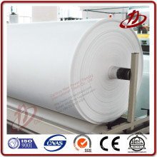 Dust collection application the PPS filter fabric