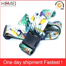 Vente en gros Ceinture réglable durable pour bagage Bracelet en boucle en plastique