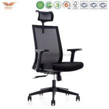 Ergonomic Mesh Office Computer Chair with Adjustable Headrest Armrest