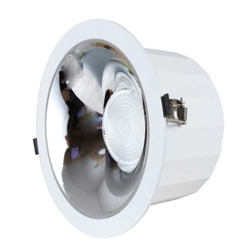 downlight sin falso techo