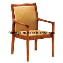 Bureau commercial Chaise de salle de réunion Chaise en bois (FOH-F36)