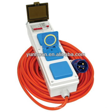 Strom Kupplung Kabel Stromkabel Ac Kabel Konstruktionslinie