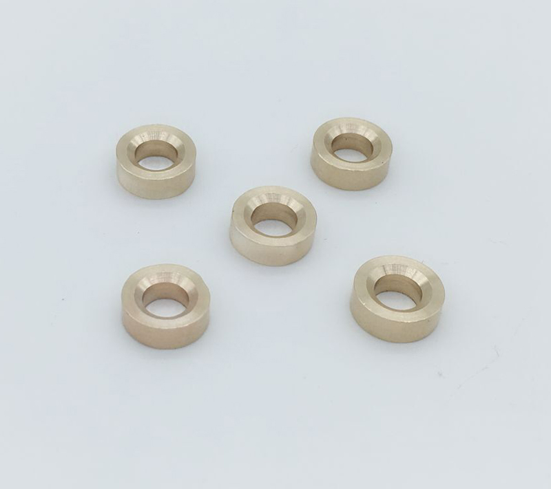 High Precision Brass Cnc Machining Washer