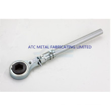 Hex Ratchet Wrench for Paver Machine and Heavy Duty Equipments