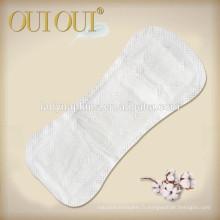 Doublure de Panty d'hygiène féminine de nouveau style adapté aux besoins du client