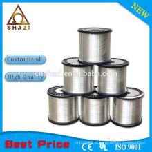 Material do elemento de aquecimento Nichrome Wire