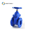 JKTLCG047 direct buried cast steel 35mm gate valve