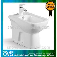 Nouveau bidet de toilette de combinaison de céramique de conception