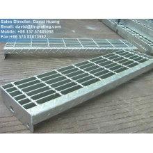 galvanized steel grating stair,galvanised steel structure stair,galvanized staircase