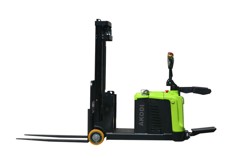 Counterbalance Powered Stacker
