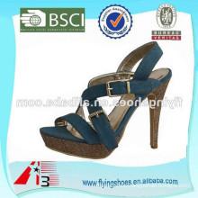 ladies fashionable high heel sandals