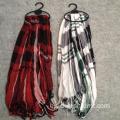 Mens Fashion Woven Scarves