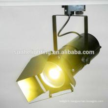 china manufacturer COB 20w led track light hot sell led spot track light with professional COB manufacturer provide