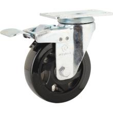 Medium Duty Type PVC Caster Wheel (KMx4-M14)