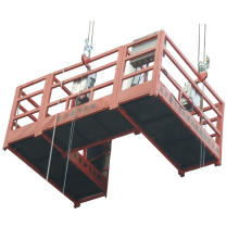 ZLP630 ZLP800 / High-rise roof window cleaning equipment/BMU/gondola