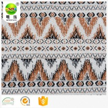 Modetuch Polyester Baumwolle Spandex Jacquard Strickstoff