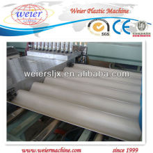 Línea de extrusión de techo de PVC