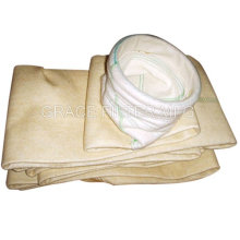 Power Plant Coal Boiler size 130x1000mm cloth dust filter pps sleeve