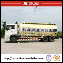 Caminhão tanque de entrega Propriedade pó seco (HZZ5250GFLDF)