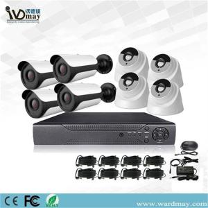 8chs 2.0MP Super Nachtsicht AHD DVR System