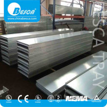 Heavy Duty Aluminium Cable Trunking With CE UL ISO For Cable Support