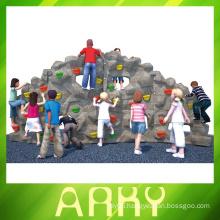 kids outdoor climbing wall