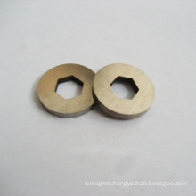 Different Size Cast AlNiCo Ring Magnet