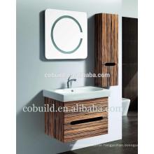 Modern bathroom furniture, Wooden bathroom furniture
