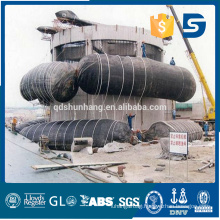 CCS certificate concrete caisson rubber maine floating airbag