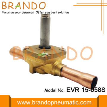 032L1228 Danfoss Type Solenoid Valve Untuk Air Conditioner