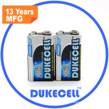 Demand Exceeding Supply 9V Dry Cell Battery OEM Support