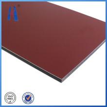 Строительный материал Алюминиевая композитная облицовочная панель