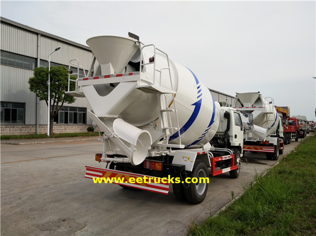 Concrete Mixer Transport Trucks