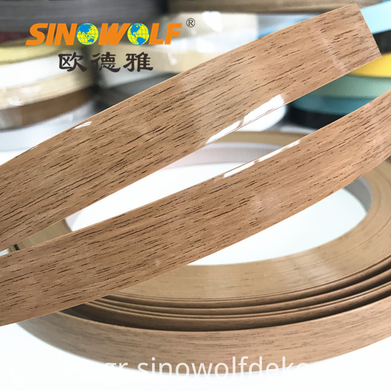 ABS Edge Tape High Gloss Wood