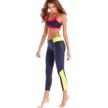 Regatas personalizadas e Yoga Pants Atacado Fitness Vestuário Yoga Wear