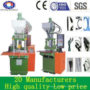 PVC Vertikale Spritzgießmaschine für Anschlusskabel
