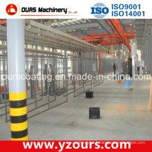 Best Quality Overhead Chain Conveyor for Aluminium Profiles