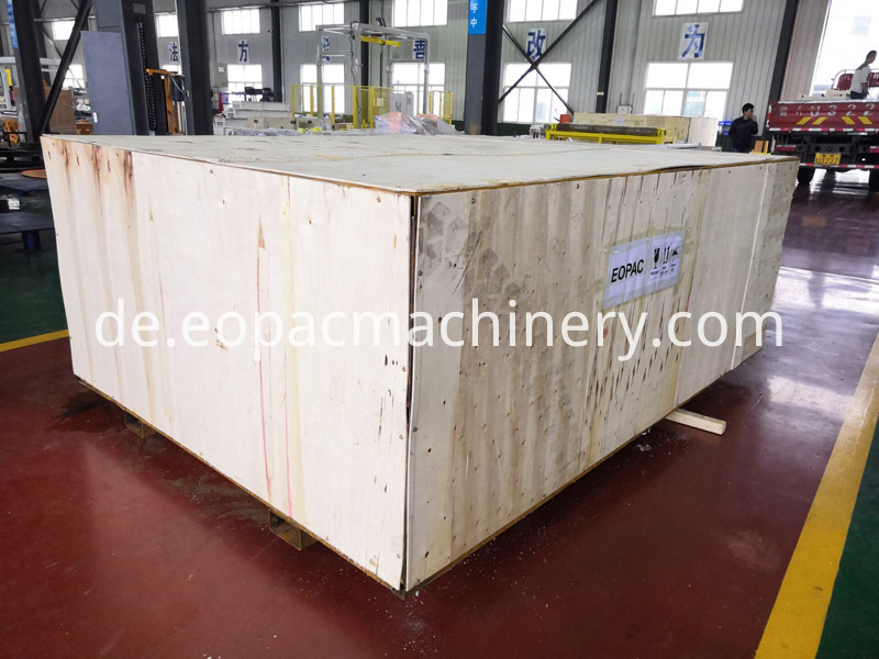 Hot Sale Big Pallet Wrapping Machine