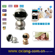 WiFi IP Camera Baby Care Monitor with PIR Light