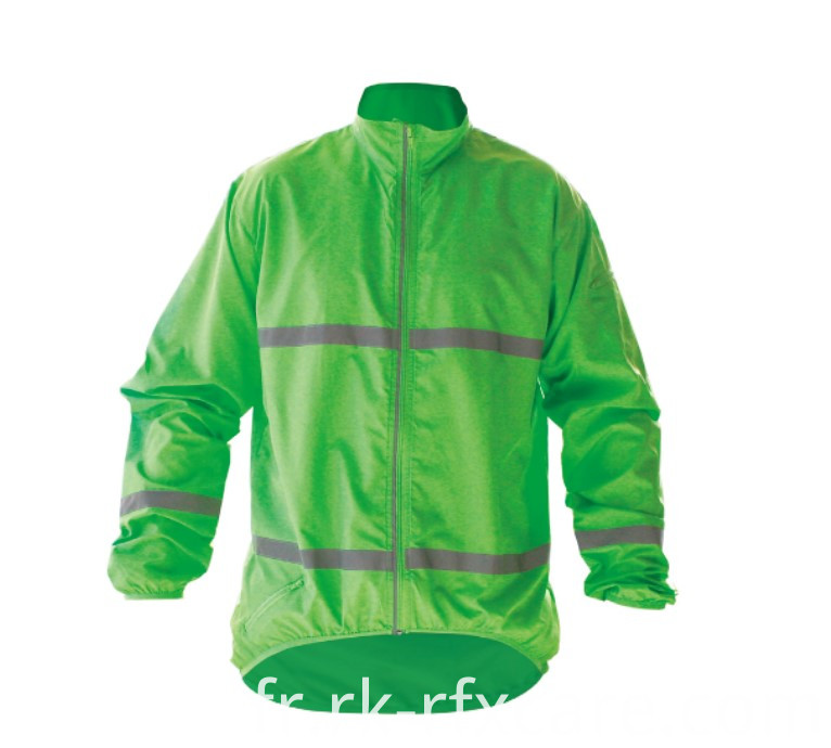 Male Road Runner Jacket