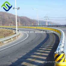 Foam filled type crash barrier Safety Roller Barrier
