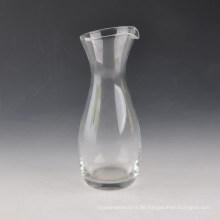 Beliebte Großhandel transparentes Glas