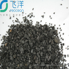 Activated carbon for the medical water