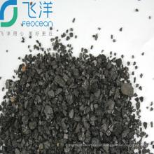 Carvão ativado para a água medicinal