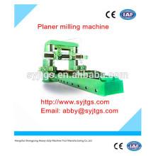 De alta precisão CNC plaina Tipo furador moleiro moinho plaina furadeira preço da máquina à venda