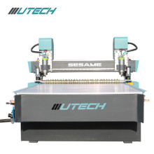 cnc router furniture engraving machine 1325 with roller