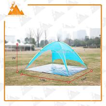 Toile de tente extérieure wai plus grande plage tente auvent ombre pergola auvent