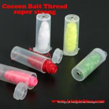 Lançamento de isca forte de cocoon de alta qualidade colorida de alta qualidade